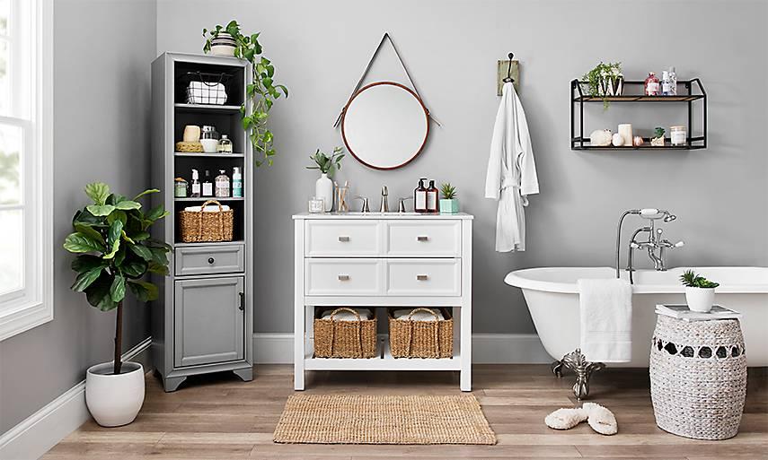 Bathroom Decor.Bathroom Decor How To Pick Mirrors For The Bathroom New Way Home