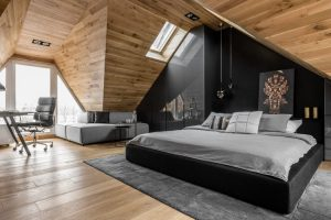 Decorating Strategies For A Little Attic room Bed room
