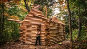 Avoid these 4 Mistakes when Building a Log House