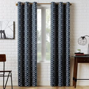 What are the various curtain fabrics?